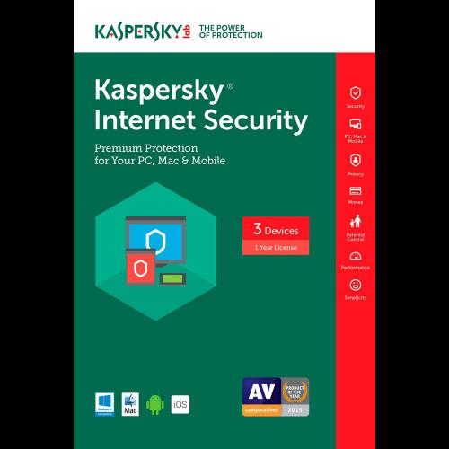 kaspersky internet security 2018 1 year 3 device. Black Bedroom Furniture Sets. Home Design Ideas