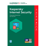 Kaspersky Internet Security 2018 - 1-Year / 1-PC - Global