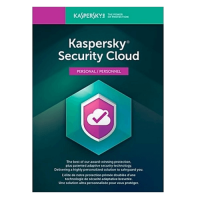 Kaspersky Security Cloud Personal 2021 - 1-Year / 3-Device - Global