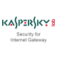 Kaspersky Security for Internet Gateway - GOV/NPO - 3-Year / 100-149 Seats (Band R)