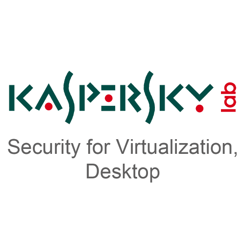 Kaspersky Security for Virtualization, Desktop - EDU - 1-Year / 500-999 Seats (Band U)