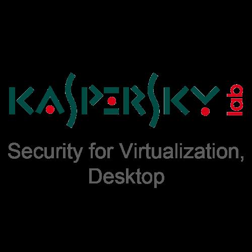 Kaspersky Security for Virtualization, Desktop - EDU - Renewal - 1-Year / 1000-1499 Seats (Band V)