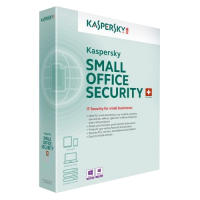 Kaspersky Small Office Security - 1-Year / 25-User - Global