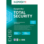 Kaspersky Total Security 2018 - 1-Year / 1-Device - Americas