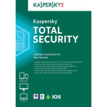 Kaspersky Total Security 2018 - 1-Year / 5-Device - Americas