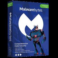 Malwarebytes Premium - 1-Year / 3-Device