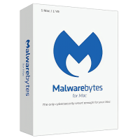 Malwarebytes Premium for Mac - 1-Year / 1-Mac