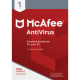 McAfee AntiVirus Plus - 1-Year / 1-PC - KeyCard