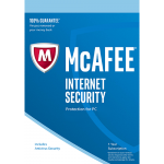 McAfee Internet Security - 1-Year / 1-PC - Global
