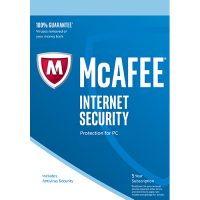 McAfee Internet Security - 5-Year / 1-PC- Global