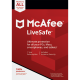 McAfee LiveSafe - 1-Year / Unlimited Devices