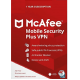 McAfee Mobile Security Plus VPN - 1-Year / Unlimited Devices - Global