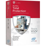 McAfee Total Protection 2015 - 1-Year / 1-PC