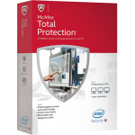 McAfee Total Protection - 1-Year / 3-PC - Global