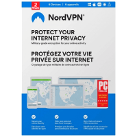 NordVPN - 2-Year / 6-Devices - Global