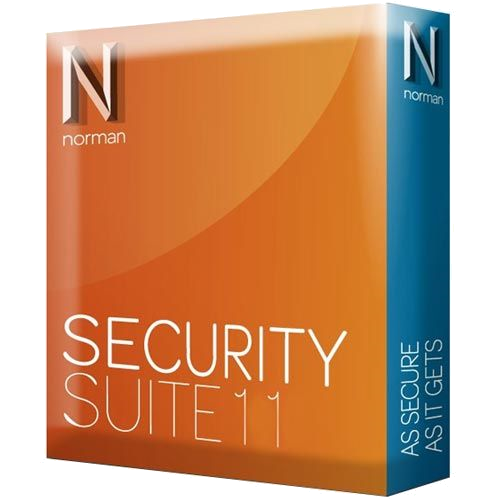 Norman Security Suite - 1-Year / 3-PC (becomes AVG Internet Security)