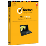 Norton Anti-Virus 2014 - 1-Year / 1-PC - UK/EU/AU