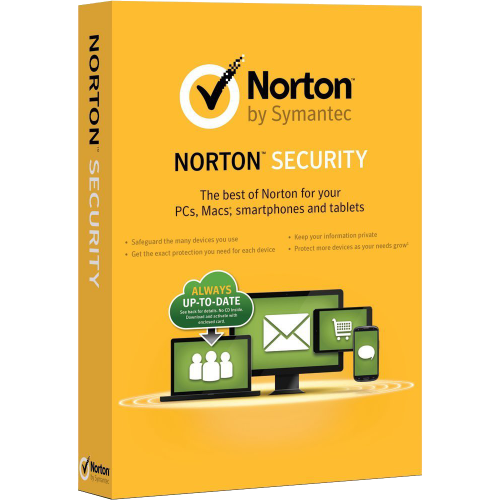 Norton Security Deluxe - 1-Year / 3-Device - United States & Canada