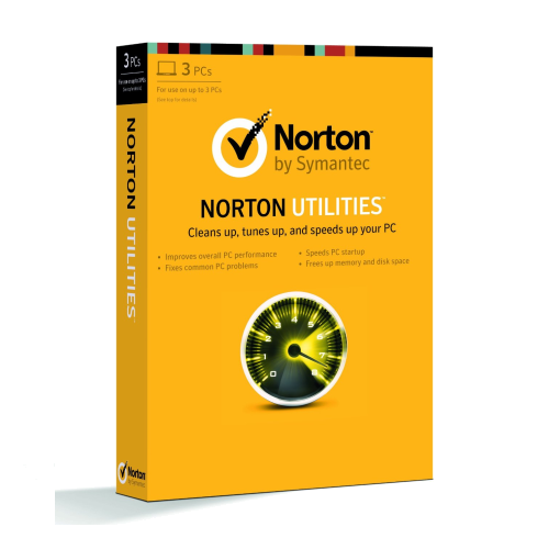 Norton Utilities - Lifetime License / 3-PC - Global