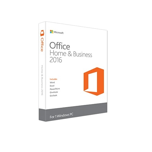 Microsoft Office Home and Business 2016 1-User