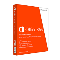 Microsoft Office 365 Home Premium - 1-year / 6-PC or MAC
