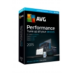AVG Performance Pro 2015 - 1-Year / Unlimited Devices ESD