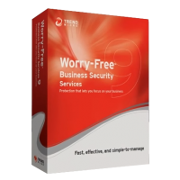 Trend Micro Worry-Free Services - 3-Year / 251+ Users