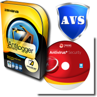 Trend Micro Antivirus+ 2019 & Zemana AntiLogger - 1-Year / 1-PC - BUNDLE