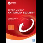 Trend Micro Antivirus+ (2019) - 1-Year / 1-PC