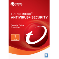Trend Micro Antivirus+ (2020) - 1-Year / 1-PC