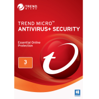 Trend Micro Antivirus+ (2019) - 2-Year / 3-PC