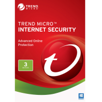 Trend Micro Internet Security (2021) - 3-Year / 1-PC