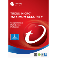 Trend Micro Maximum Security (2021) - 1-Year / 3-Device