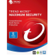 Trend Micro Maximum Security (2020) - 1-Year / 5-Device