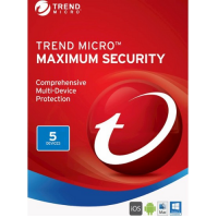 Trend Micro Maximum Security (2020) - 3-Year / 5-Device