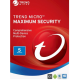 Trend Micro Maximum Security (2019) - 2-Year / 5-Device