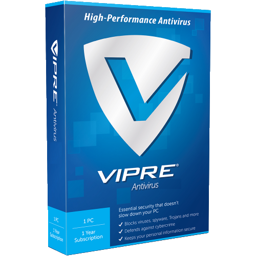 VIPRE Antivirus - 1-Year / 1-PC - Global (Legacy)