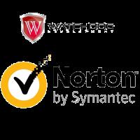 Norton Security Standard 1-Year / 1-Device & Watchdog Anti-Malware 1-Year / 1-PC - BUNDLE