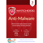 Watchdog Anti-Malware - 3-Year / 3-PC