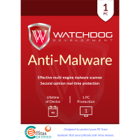 Watchdog Anti-Malware - Lifetime of Device / 1-PC - OEM