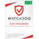 Watchdog Anti-Malware - 2-Year / 3-PC