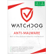 Watchdog Anti-Malware - 3-Year / 5-PC