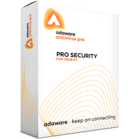 AdAware Antivirus Pro (formerly Lavasoft) - 1-Year / 1-PC