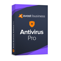 Avast Business Antivirus Pro - 2 Year / 1-4 User
