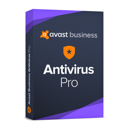 Avast Business Antivirus Pro - 1 Year / 1-4 User