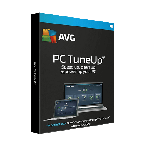 AVG PC TuneUp - 3-Year / 1-PC
