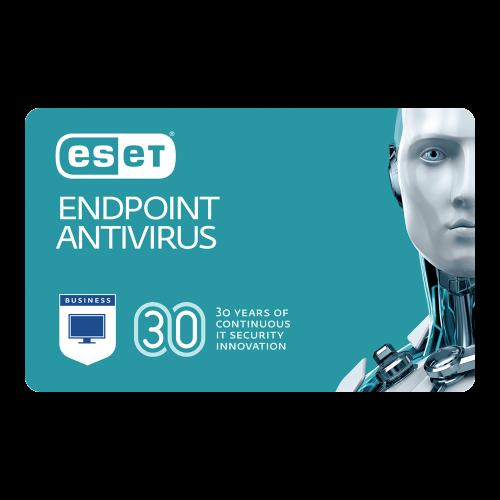 ESET Endpoint Antivirus - 2-Years / 5-10 Seats (Tier B5)