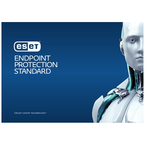 ESET Endpoint Protection Standard - 1-Year Renewal / 250-499 Seats (Tier F)