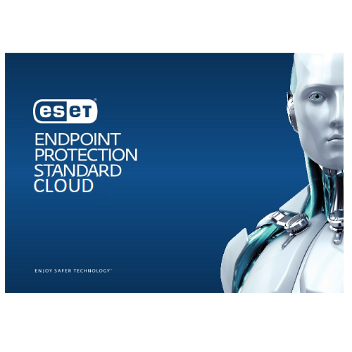 ESET Endpoint Protection Standard Cloud - 3-Year / 250-499 Seats (Tier D)