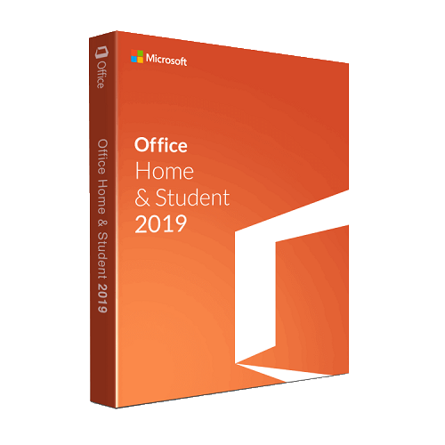 Microsoft Office Home and Student 2019 1-PC or 1-Mac
